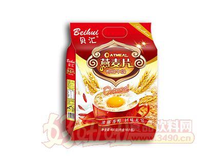 贝汇枸杞牛奶燕麦片600克