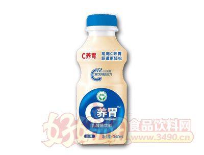 C养胃乳酸菌饮料原味340ml