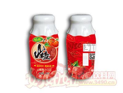 茗赫畅甄山楂果汁饮品400ml