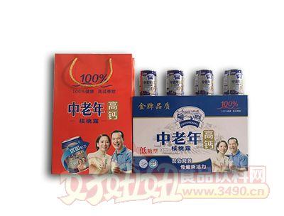 中老年高钙核桃露250ml