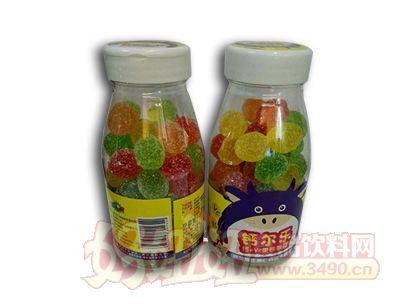 钙尔乐钙+VC果味软糖