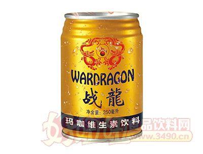 战龙玛咖维生素饮料250ml