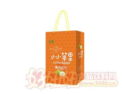 畅露小小苹果果汁饮料手提袋