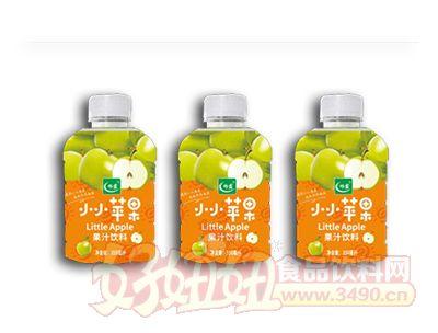 畅露小小苹果果汁饮料350ml