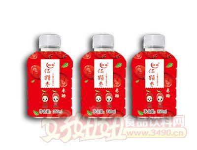 畅露仨颗枣果汁饮料350ml