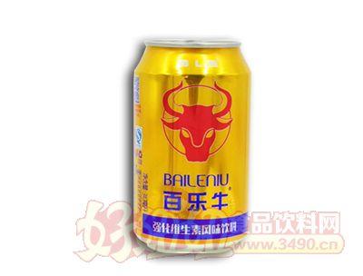 百乐牛强化维生素风味饮料310ml