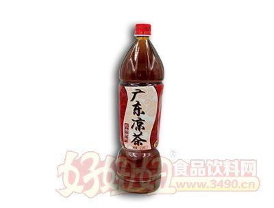 隐雪广东凉茶植物饮料1.5L