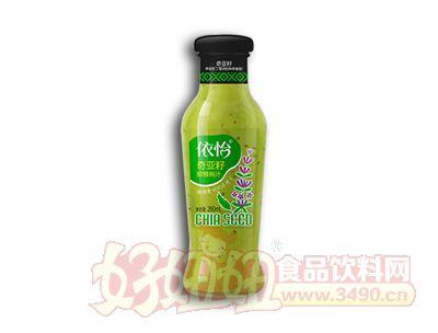 依怡奇亚籽猕猴桃汁260ml