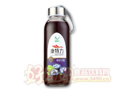 康特力蓝莓汁饮料420ml
