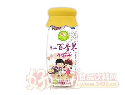 亿家优品恋上百香果百香果汁饮料380ml