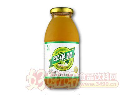 康特力苹果醋260ml