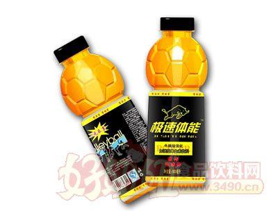 极速体能维生素饮料600毫升