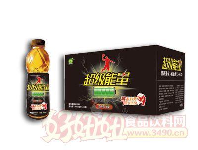 果恋超级能量维生素果味饮料600ml