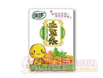 蛮馋土豆条95克