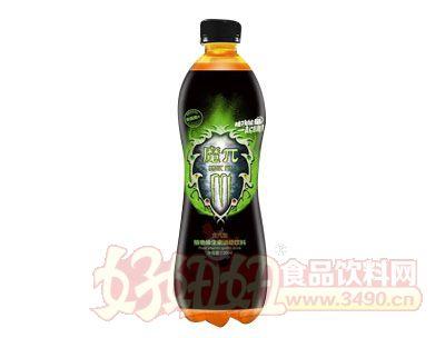 魔π(含汽型)植物维生素运动饮料500ml