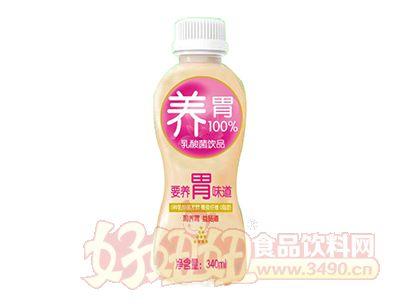 好彩头养胃100%乳酸菌饮品340ml瓶装