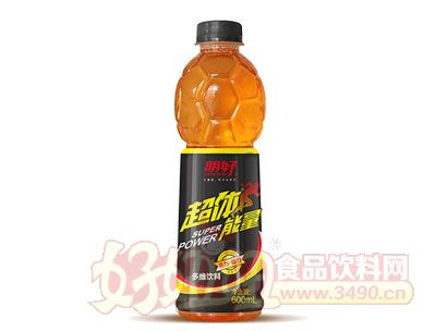 明好超体能量能量型多维饮料480ml