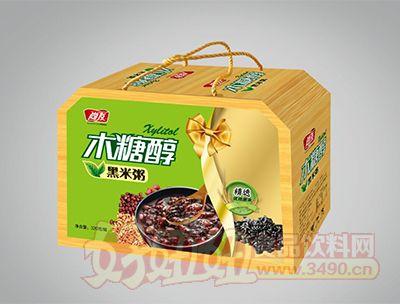 尚友木糖醇黑米粥320克礼盒装