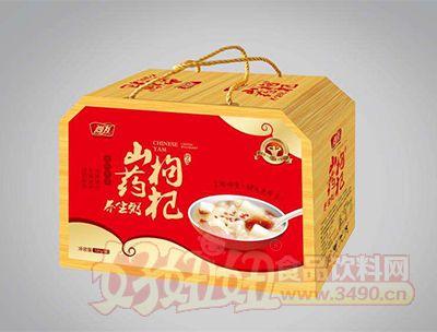尚友山药枸杞养生粥320克礼盒装