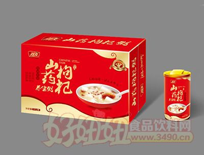 尚友山药枸杞养生粥320克箱装