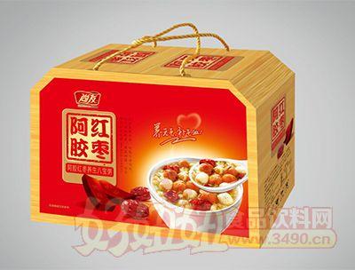 尚友阿胶红枣养生八宝粥礼盒装