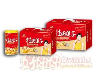 尚友桂圆莲子营养八宝粥箱装