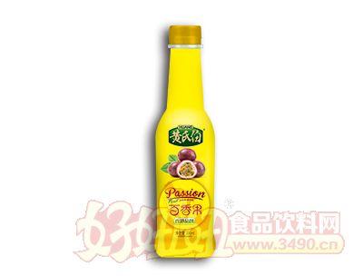 黄氏伯百香果饮料330ml