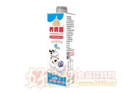 启致养胃菌发酵型乳酸菌饮品原味1L