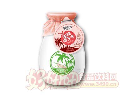 瑞吉洲生榨椰子冻酸奶味
