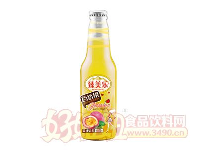 臻美乐百香果汁饮料250ml