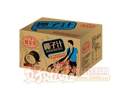 臻美乐椰子汁饮料250ml×24支