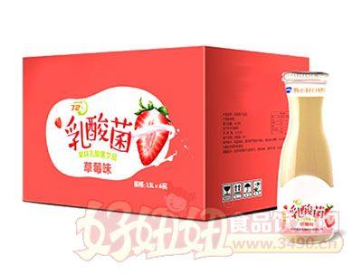 乳酸菌草莓味1.5L*6瓶