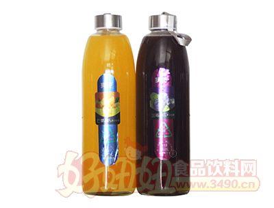 爽仔果汁988ml
