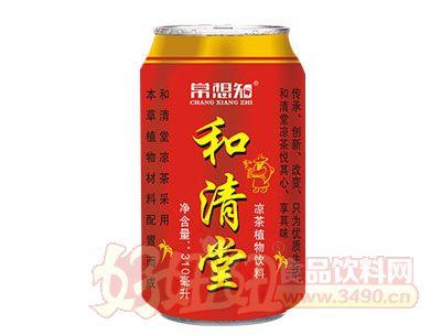 常想知和清堂植物凉茶310ml