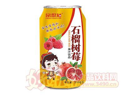 常想知石榴树莓果汁310ml