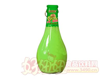 常想知冷榨猕猴桃果汁饮料260mL