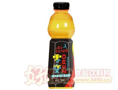 零变氨基酸功能饮料瓶装