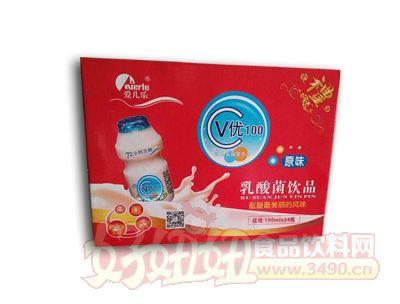 爱儿乐乳酸菌饮品100ml×24瓶