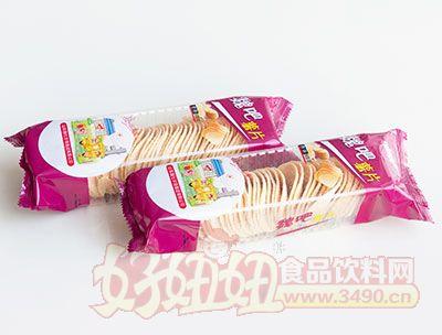 魏仕农场魏吧薯片原味70g