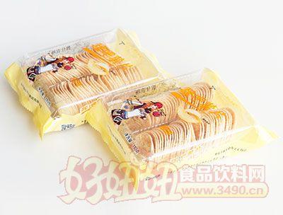 魏仕农场魏吧薯片原味110g