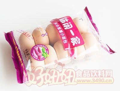 魏仕农场休闲一家夹心紫薯小面包192g