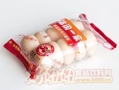 魏仕农场休闲一家夹心红豆小面包192g