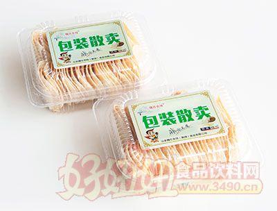魏仕农场包装散卖原味薯片100g