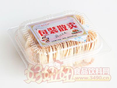 魏仕农场包装散卖番茄味薯片100g