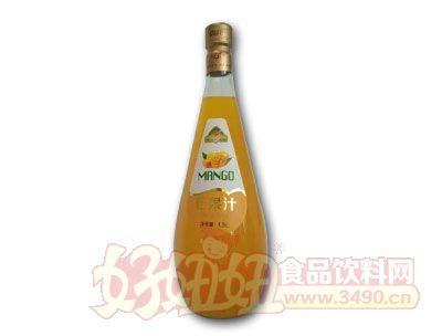 芒果汁果汁饮料1.5L