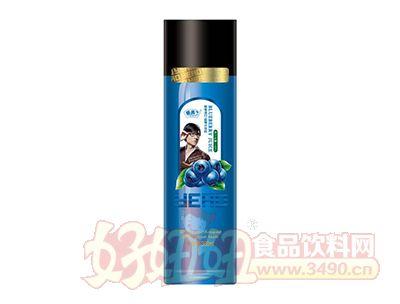 椰奥原浆进口蓝莓汁饮料388ml