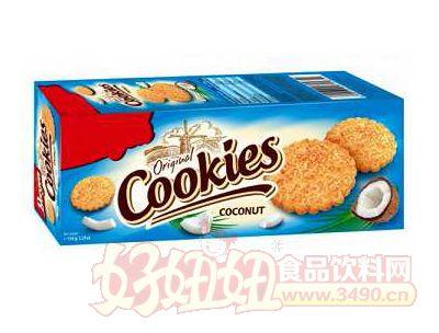 椰子饼干150g盒装