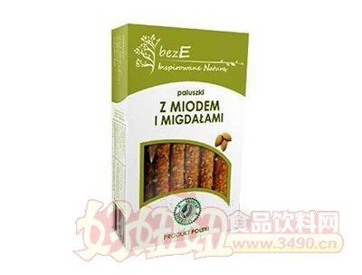 蜂蜜杏仁面包条120g