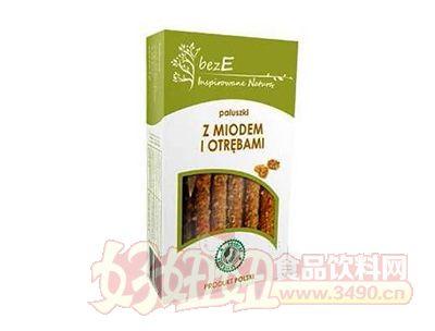 麸皮蜂蜜面包条120g