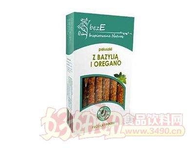 意大利香草面包条120g
